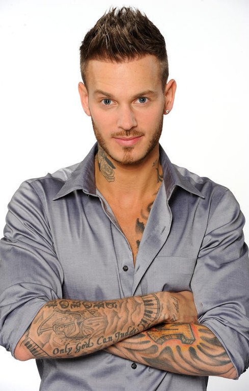 Matt pokora matt pokora the king of the r 39 n 39 b - Image de m pokora ...
